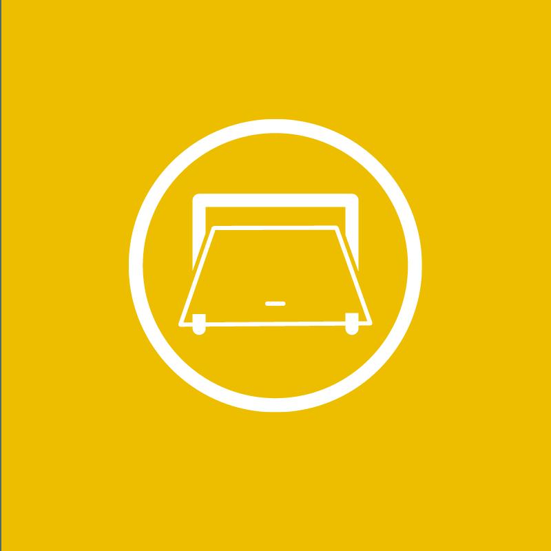 Porte de garage Batical - pictogramme